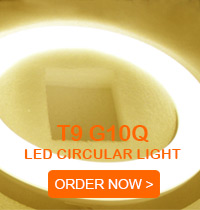 T9 G10Q LED Circular Light