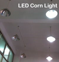 Retrofit Fin LED Corn Light