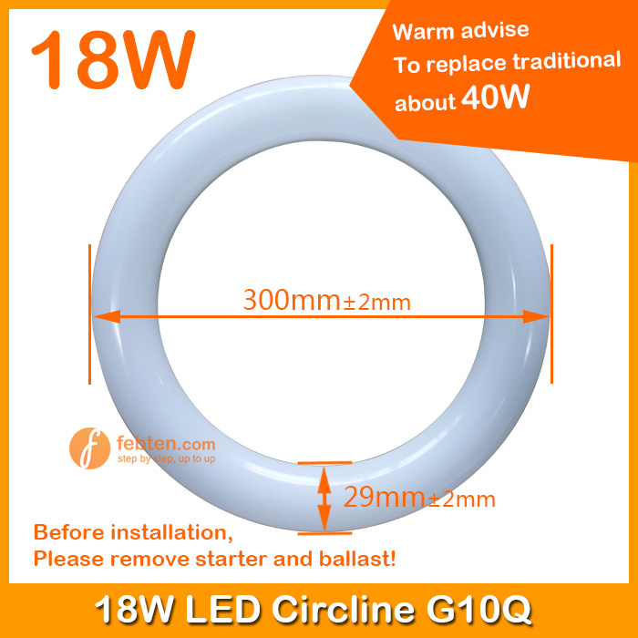 300mm LED Circline Light