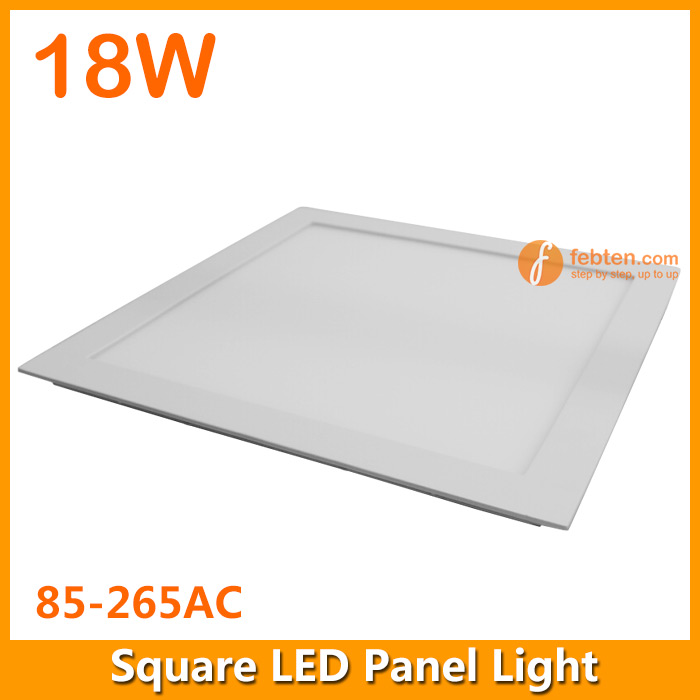 18W LED Panel Lamp Square 225mm*225mm