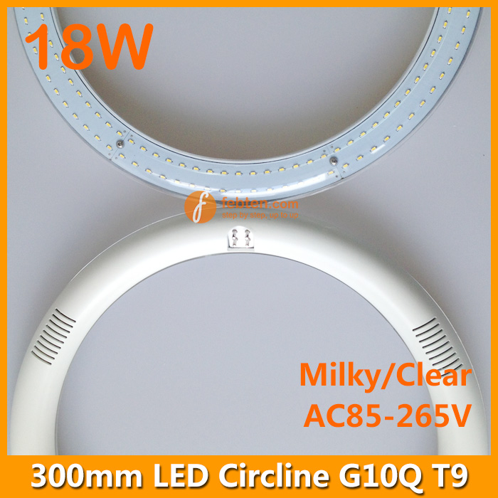 18W LED Circline Tube Light