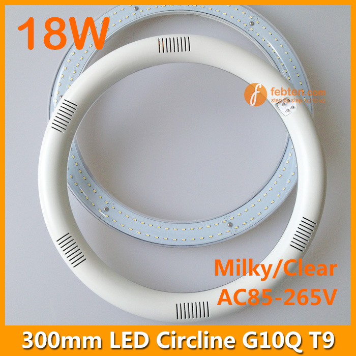 18W G10Q LED Circline Light