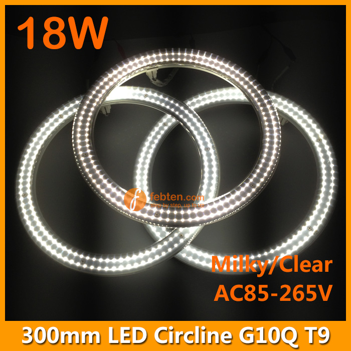 G10Q LED Circline Light
