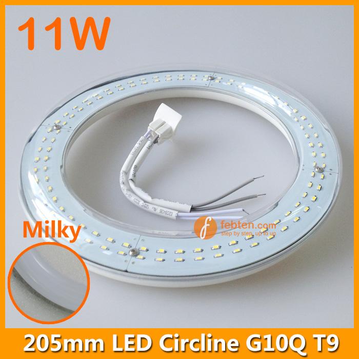 11w Led Circline Light 205mm T9 G10q