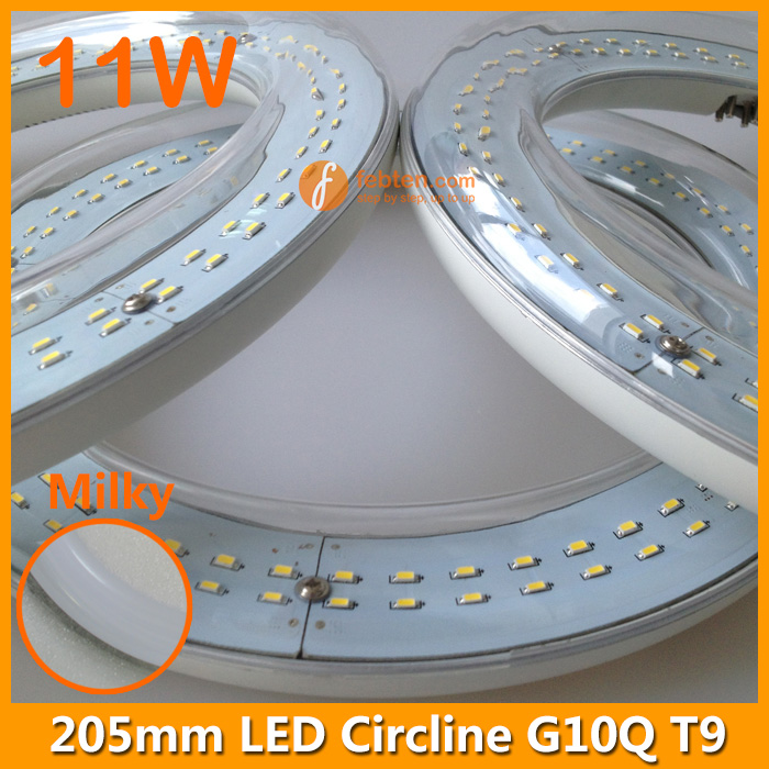 11w Led Circline Light 205mm T9 G10q