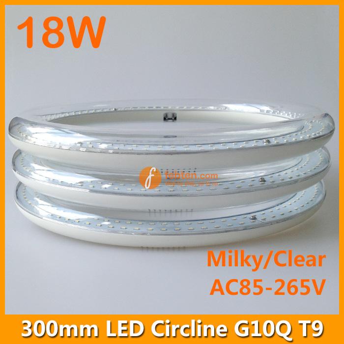 18w Led Circline Light 300mm T9 G10q