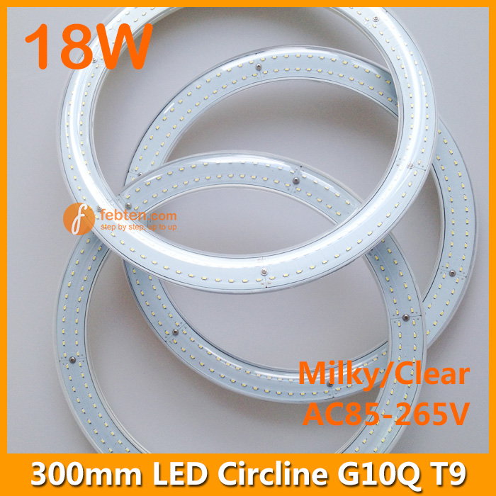 18W 300mm LED Circline Light