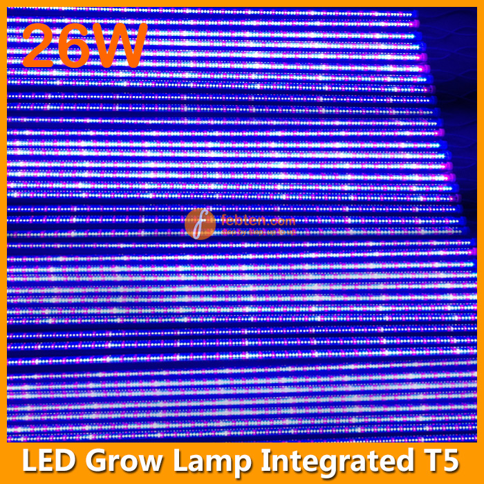 LED Grow Lamp Integrated T5 4FT