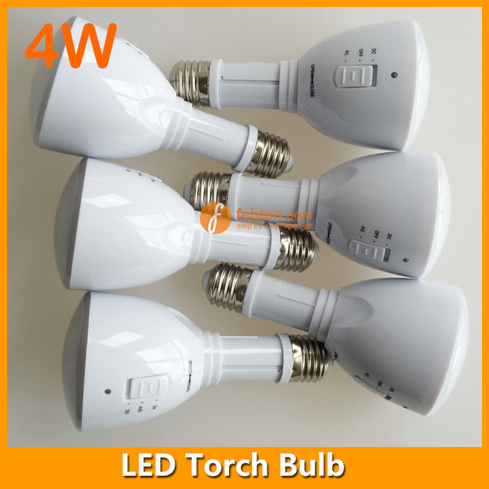 Emergency  LED Bulb E27 4Watts