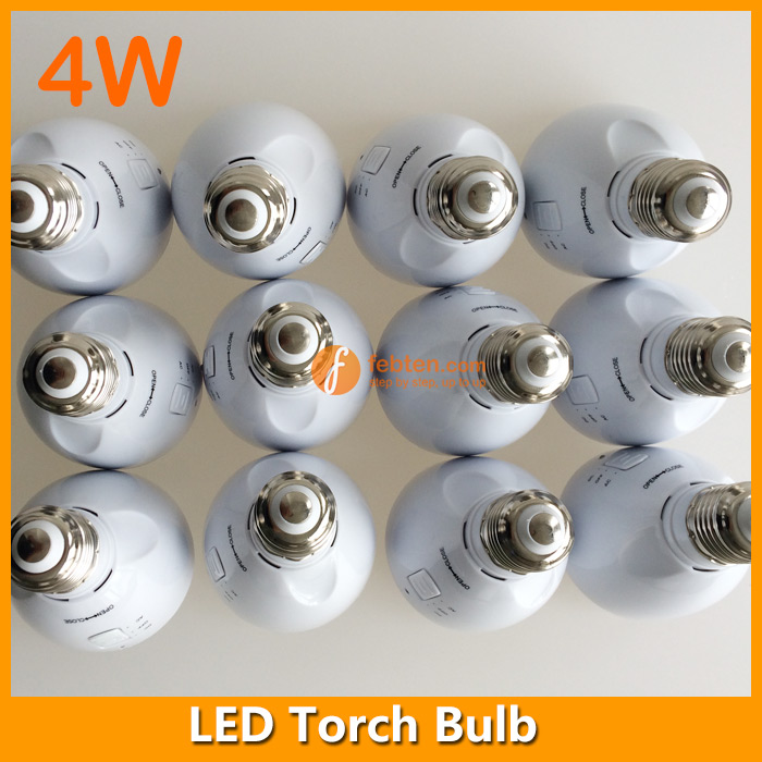 Rechargeable LED Bulb B22 E27 4W Power
