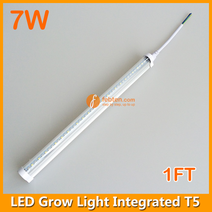 7W 30CM LED Plants Grow Light