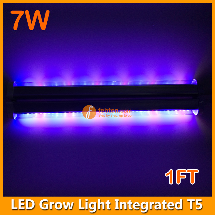 7W 30CM LED Grow Lamp