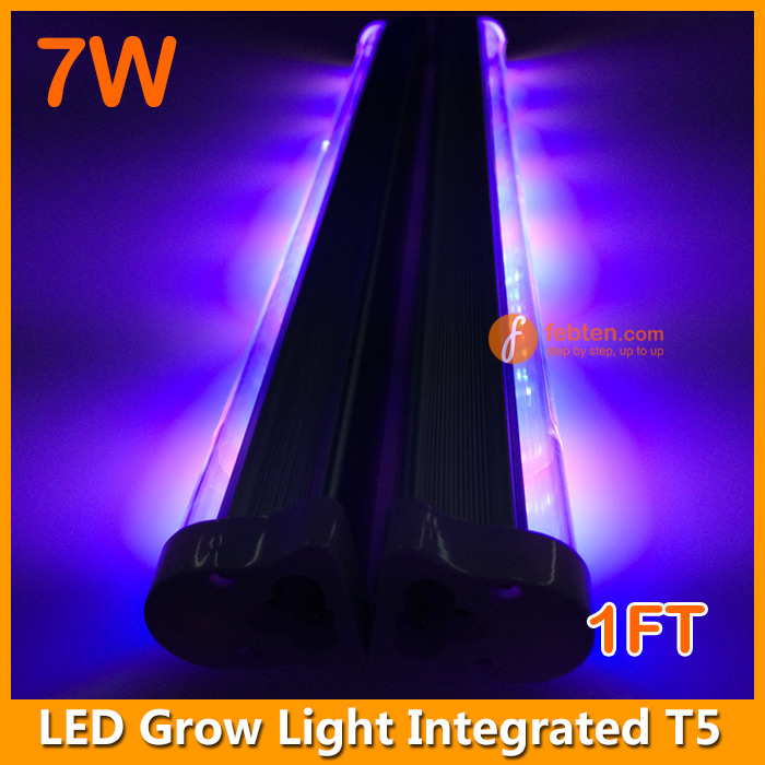 7W 30CM LED Plant Light