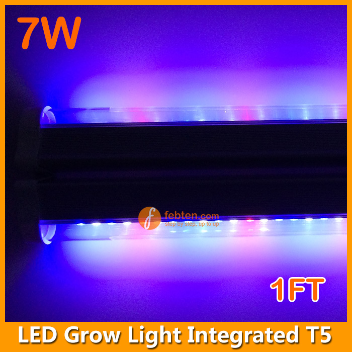 7W 30CM LED Growing Light