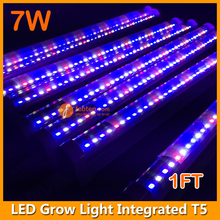 7W 30CM LED Plants Lighting