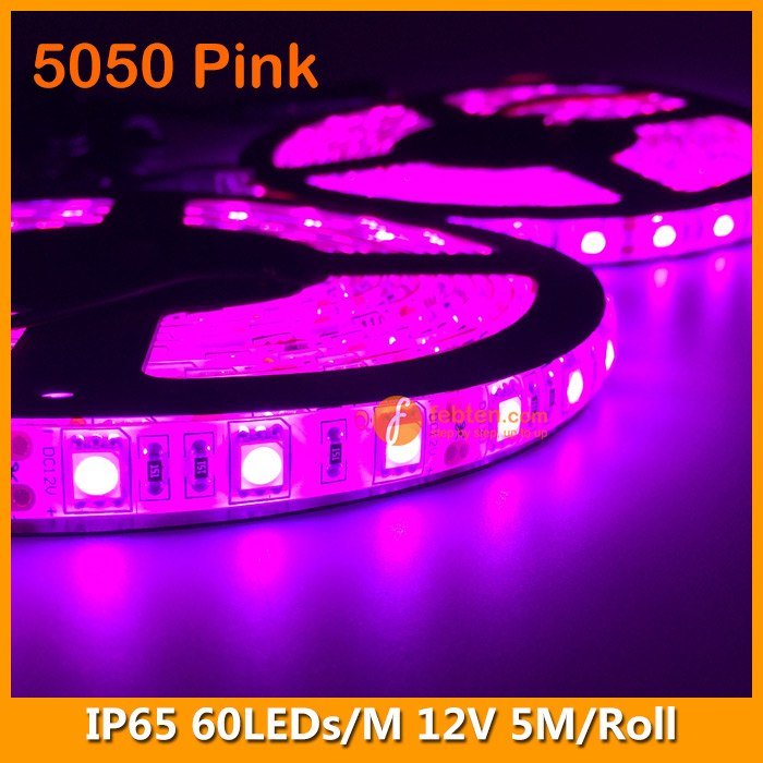 5050 Pink LED Strip