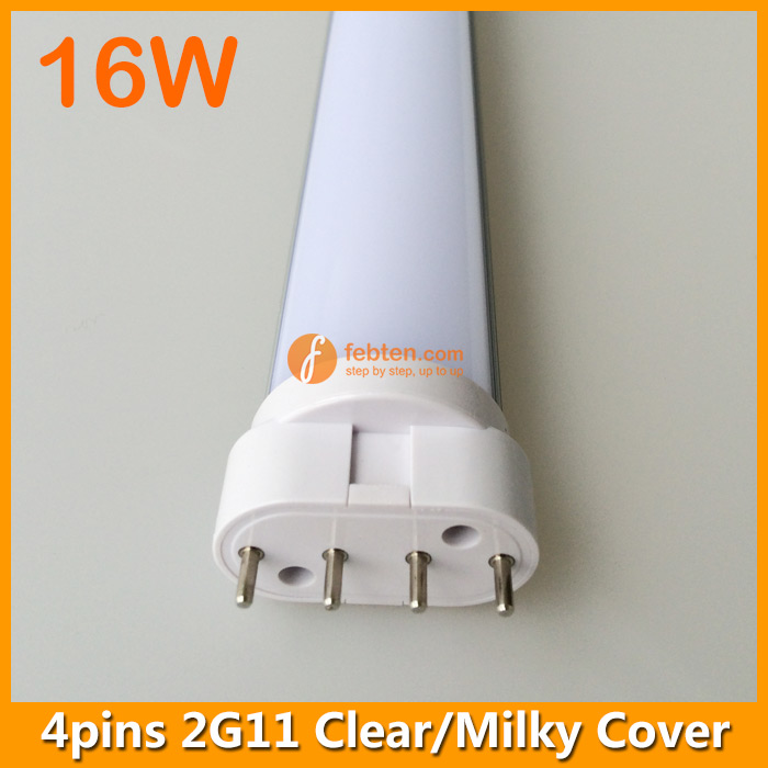 16W LED 2G11 Tube Light