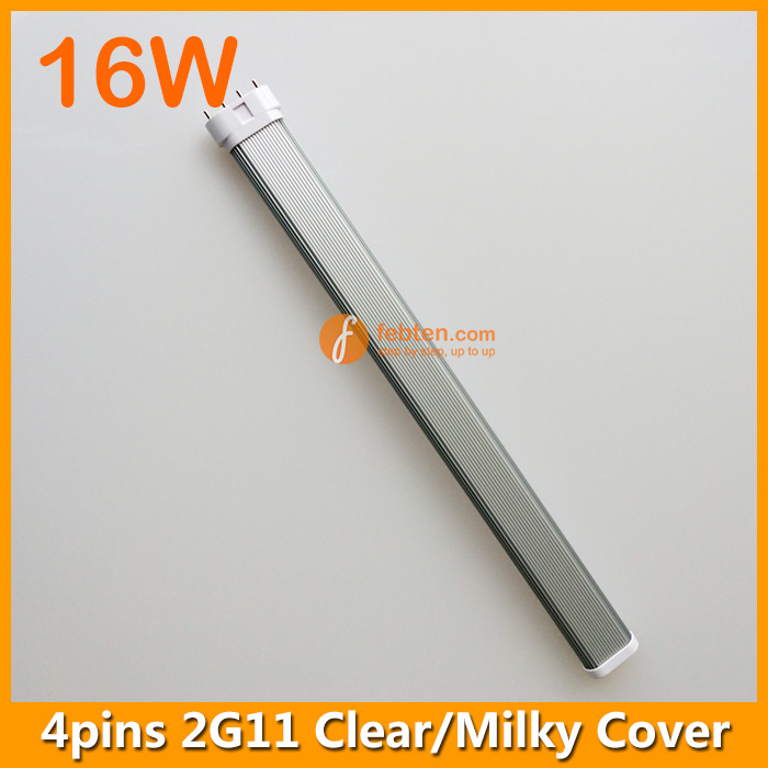 417mm 16W LED 2G11 Tube Light