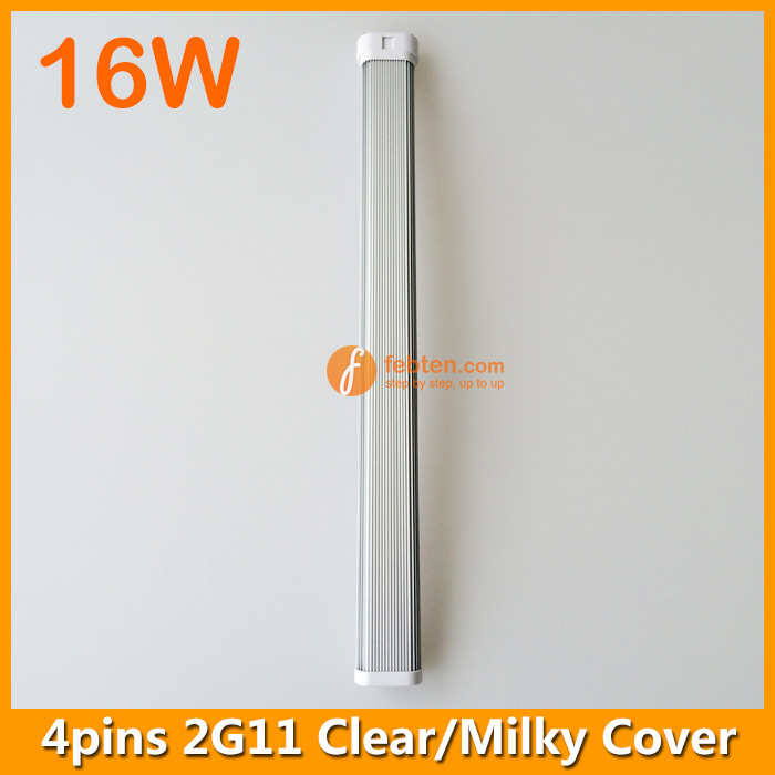 16W LED 2G11 Tube Retrofit Light