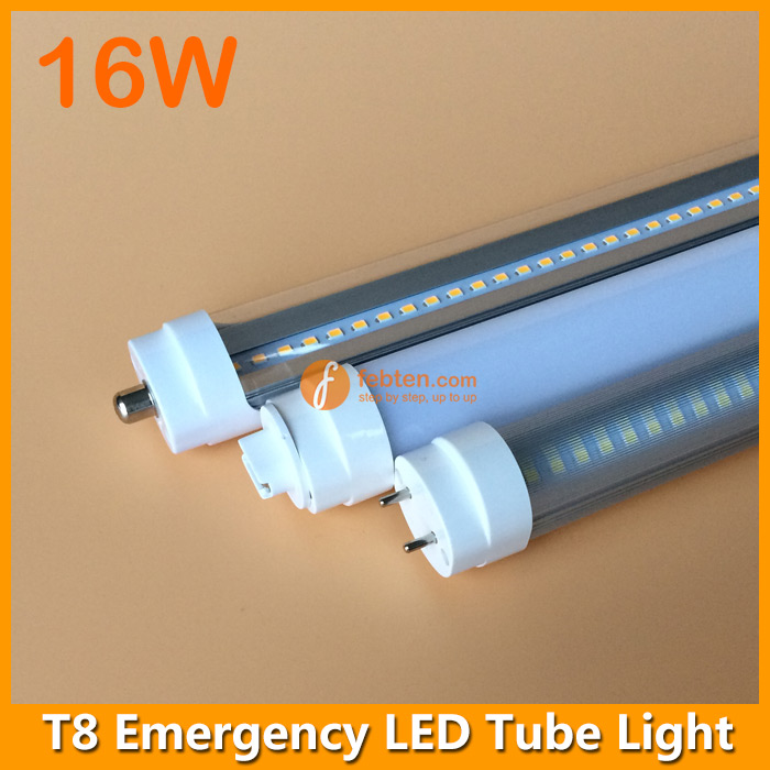 3ft 16W LED Rechargeable T8 Tube Light