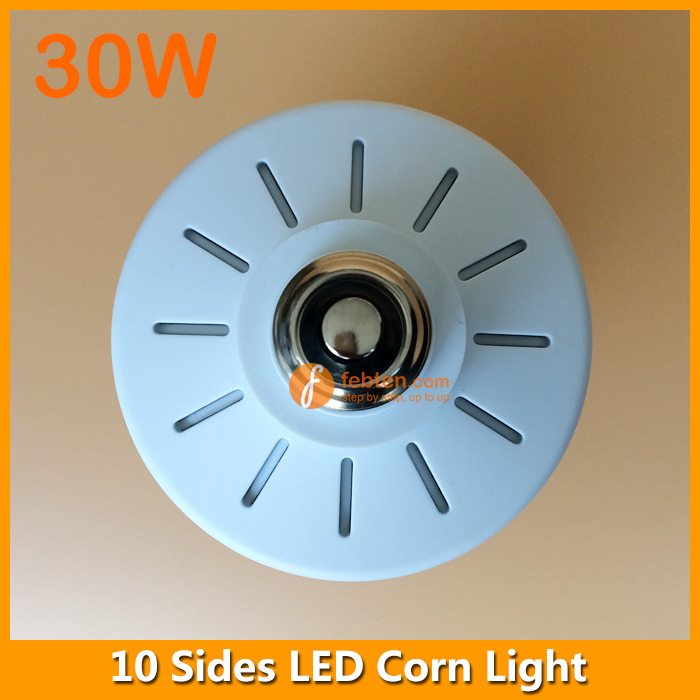 E27 Base 30W LED Corn Bulb