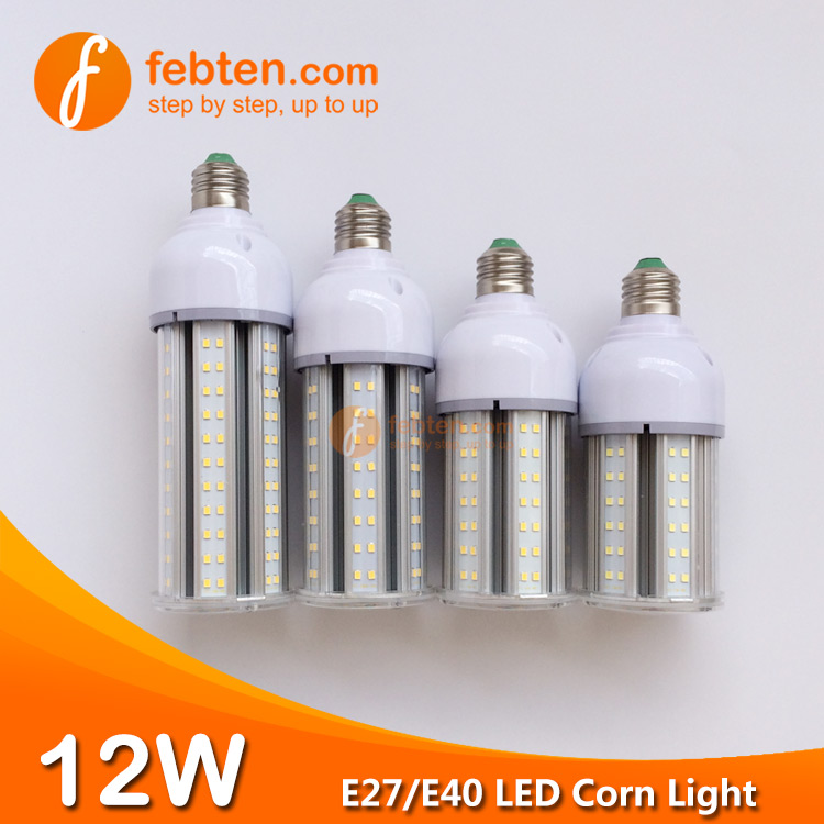 12W LED Corn Lighting with Clear Cover
