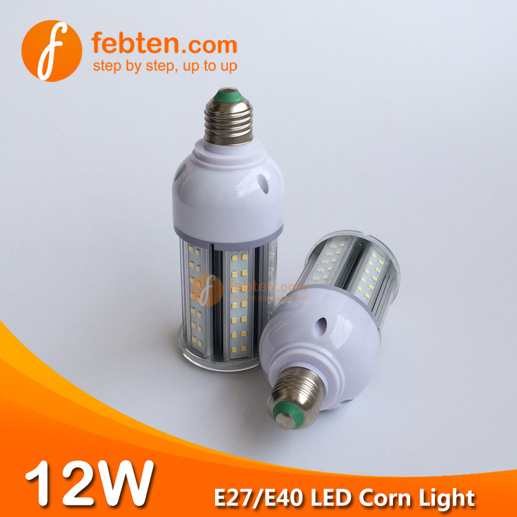 12W LED Corn Light with Frosted Cover