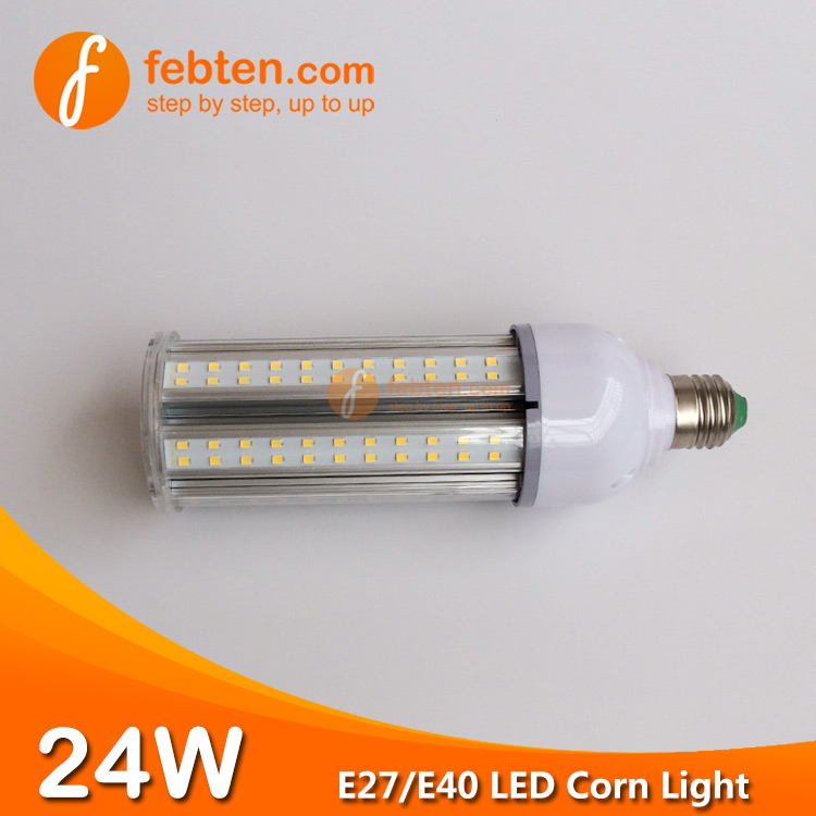 E40 24W LED Corn Lamp