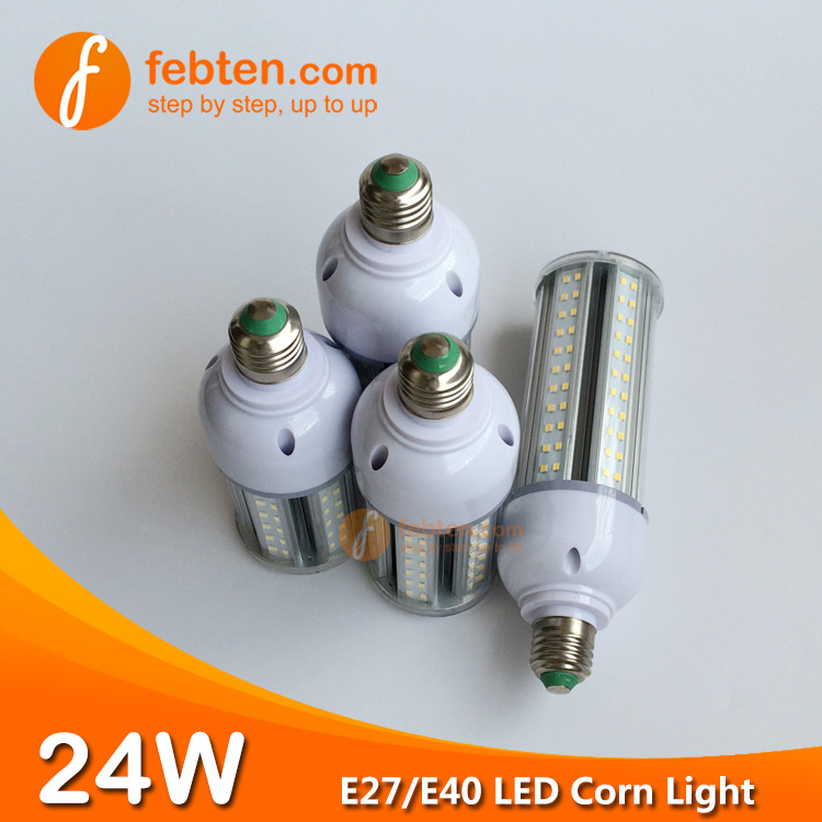 E27 24W LED Corn Lamp 360degree Beam Angle