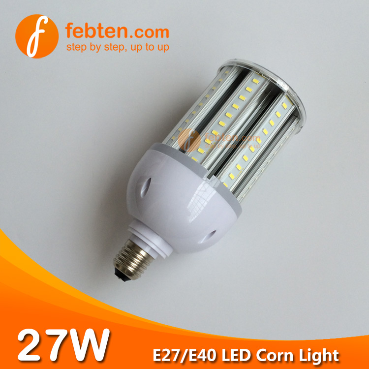 27W LED Corn Light with Clear Cover
