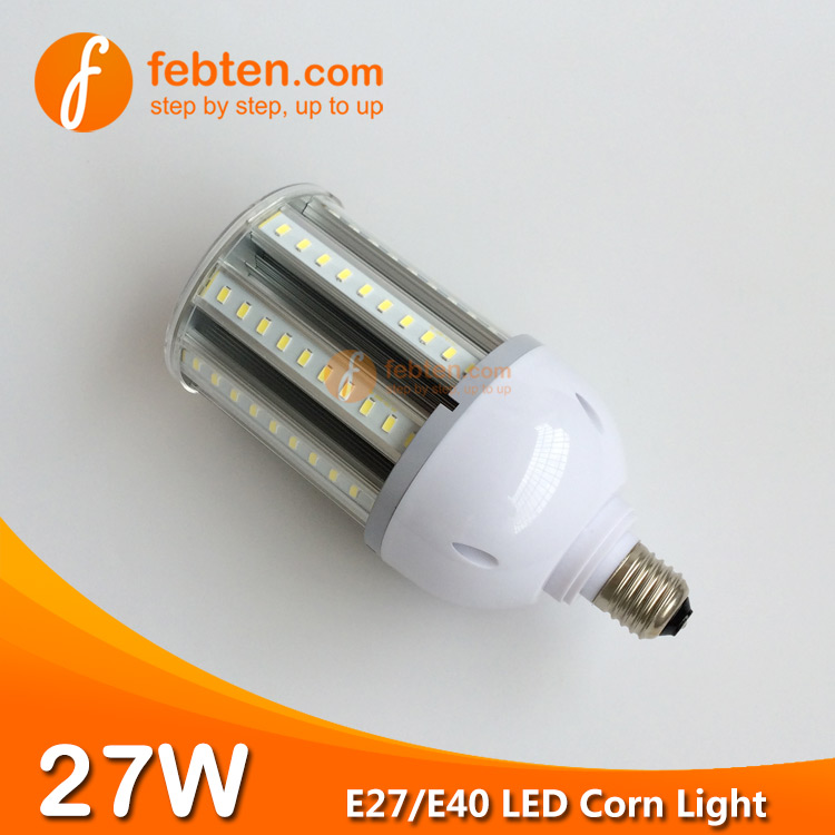 27W LED Corn Light with Milky Cover