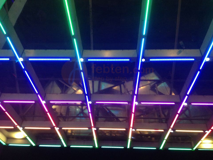 LED RGB Strip Light in Brazil