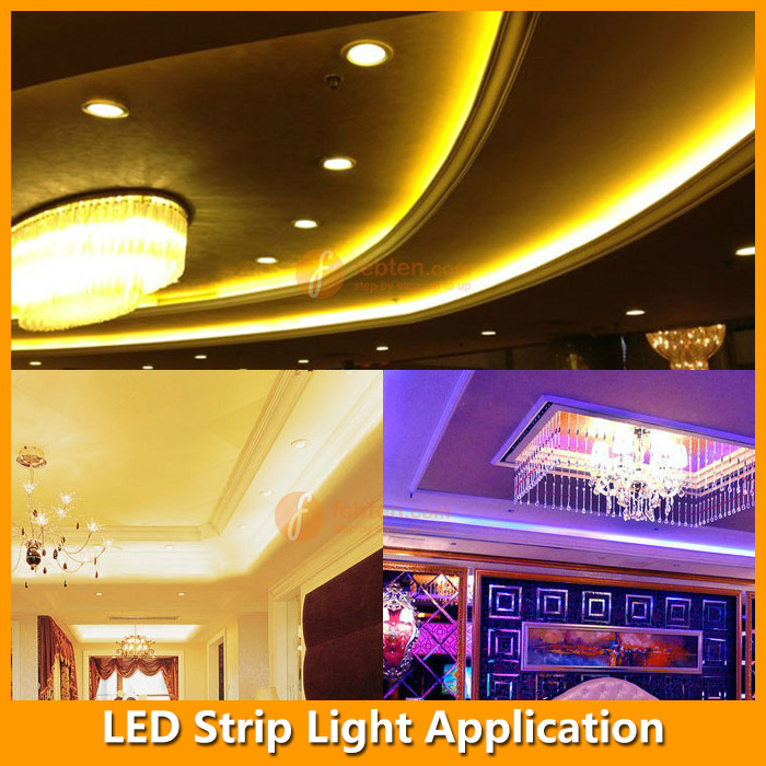 LED Strip Kit Application
