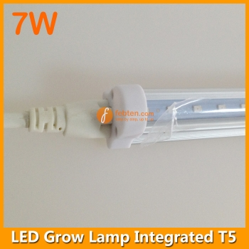 7W LED Grow Lamp Integrated T5 2FT