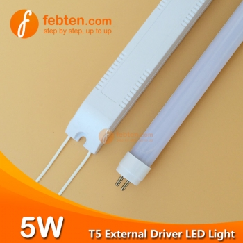 302mm 1feet 5W LED T5 G5 Tube Light with External Driver