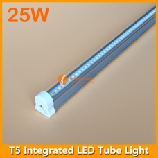25W LED Integrated T5 Tube Light 5ft