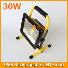 30W Rechargeable LED Flood Lamp IP65