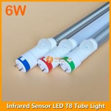 0.3m 6W Infrared Sensor LED T8 Lamp
