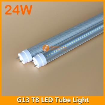 120cm 24W LED T8 Tube Light G13