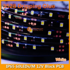 3528 Single Color IP65 LED Strip Lamp 12V 60LEDs/M