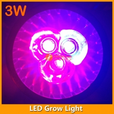 3W LED Grow Light E27