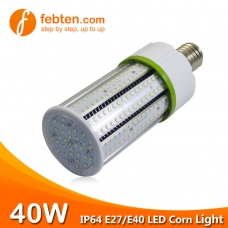 40W LED Corn Lamp 360degree in E27 E39 E40