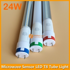 24W 120cm LED T8 Microwave Sensor Light