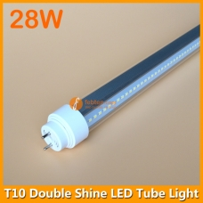 28W 120cm 4ft Double Shine LED Tube Light