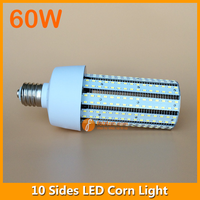 e27 e40 60w led corn light bulb smd5730. Black Bedroom Furniture Sets. Home Design Ideas