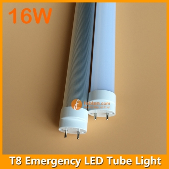 Rechargeable 16W 90cm LED T8 Tube Emergency Lighting