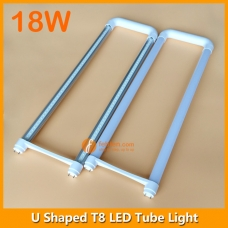 18W LED T8 U Shaped Tube Light G13