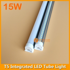 15W LED Integrated T5 Tube Light 3ft