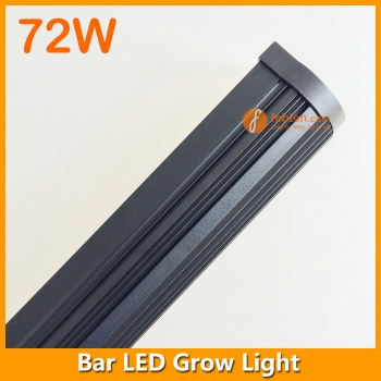 72W Waterproof LED Grow Light Bar 1000MM