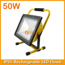 50W Rechargeable LED Flood Lamp IP65